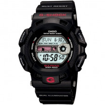 Casio G-Shock Gulfman Moon Tide Graph Watch