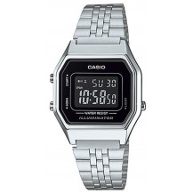 Casio Retro Ladies Watch - LA680WA-1BDF
