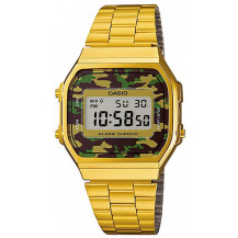 Casio Retro Men's Watch - A168WEGC-3DF