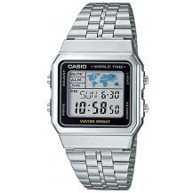 Casio Retro Men's Watch - A500WA-1DF
