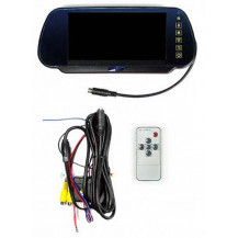 "7"" LCD Clip On Type for Car Rear Mirror - LCD-TV-7B1"