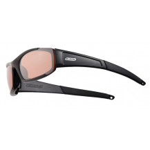 ESS CDI Tactical Sunglass Kit - Black Frame, Mirrored Copper/ Clear/ Smoke Grey Lenses