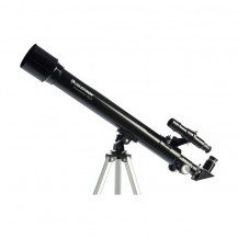 Celestron PowerSeeker 50AZ Telescope - Left Close Up