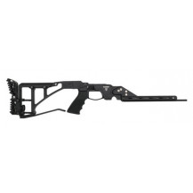 Saber Tactical FX Crown Chassis - Black