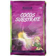Atami Cocos Substrate Growing Medium - 50L