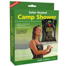 Coghlan's Solar Heated Camp Shower - 18.9 Litres