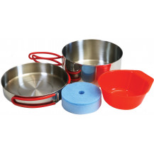 Coghlan's Single Person Stainless Mess Kit