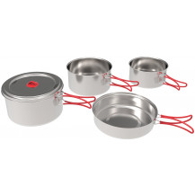 Coghlan's Stainless Steel Family Cookset