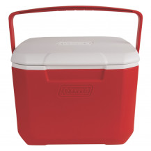 Coleman 16QT Excursion Coolerbox - 15L, Red
