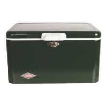 Coleman 54QT Steel Belted Coolerbox - 51L, Black