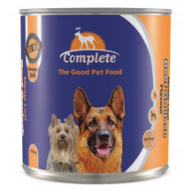 Complete Tinned Dog Food - Beef Goulash, 775g x 6