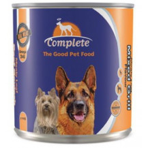 Complete Tinned Dog Food - Mixed Grill, 775g x 6