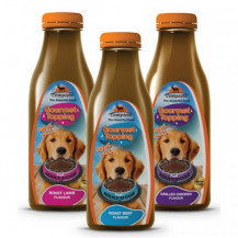 Complete Gourmet Dog Food Topping - Grilled Chicken, 500ml