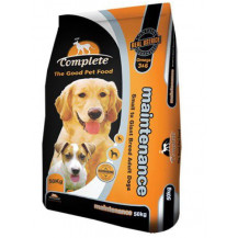 Complete Dog Food Poly Bag - 50kg
