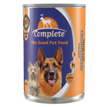 Complete Tinned Dog Food - Beef Goulash - 385g x 12