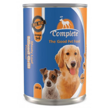 Complete Tinned Dog Food - Mixed Grill, 385g x 12