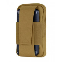 Condor Phone Pouch - Coyote Brown