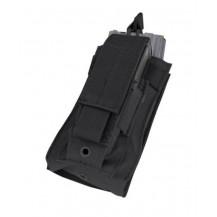 Condor Ma50 Single Kangaroo Pistol/M4 Mag Pouch - Black