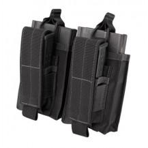 Condor Double Kangaroo PistolM14 Mag Pouch - Black