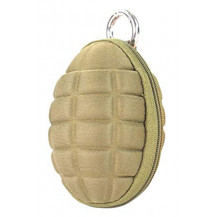 Condor Grenade Key Chain Pouch - Coyote Brown