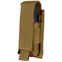 Condor Single Pistol Mag Pouch - Coyote Brown