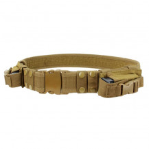 Condor Tactical Belt - Coyote Brown, Up To 44 Inch