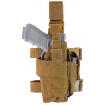 Condor Tornado Tactical Leg Holster - Coyote Brown