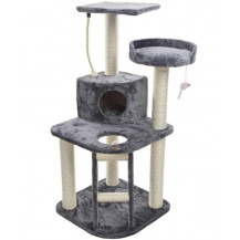 Cosmic Pets Mystic Neptune Cat Tree - Grey