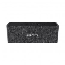 Creative Nuno Wireless Bluetooth Speaker - Black