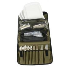 Tentco Cutlery Bag. Cutlery Not Included.
