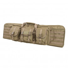NcSTAR 107cm Double Carbine Case - Tan