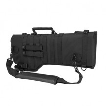 NcSTAR Rifle Scabbard - Black