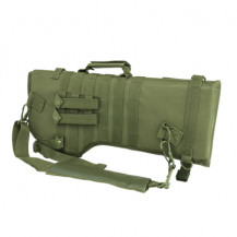 NcSTAR Rifle Scabbard - Green