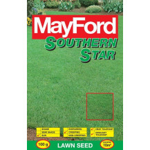 Mayford Grass Seed Pack - Cynodon Dactylon Southern Star, 100g packet