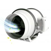 D Series D200 Axial In Line Fan - 200mm, 220V