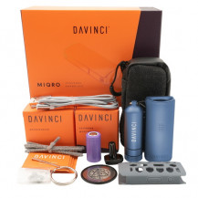 Davinci MIQRO Explorer Vape Collection - Cobalt