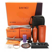 Davinci MIQRO Explorer Vape Collection - Rust