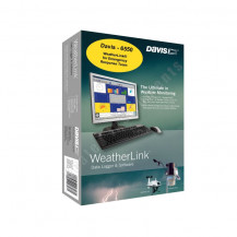 Davis WeatherLink Emergency Response Streaming Data Logger & Software
