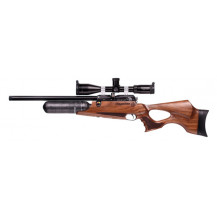 Daystate Wolverine R Hi-Lite PCP Air Rifle - 5.5 mm, Walnut - Please Note: Rifle comes without scope.