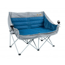Oztrail Galaxy 2 Seater Sofa with Arms