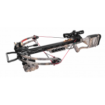 Man Kung 175LBS Compound Crossbow - Green Camo