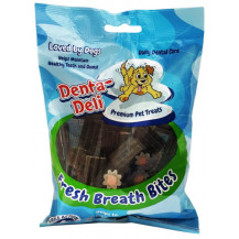 Denta-Deli Fresh Breath Bites Dog Treats - Pack of 4