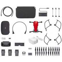 DJI Mavic Air More Fly Combo - Flame Red - Parts