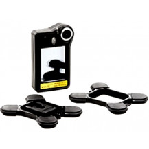 WCCTV Magnetic Mount Lanyard - Black - Camera NOT Included