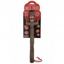 DOOG Stick Family Uncle Chuck Dog Toy