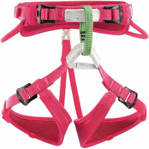 Petzl Macchu Harness Raspberry