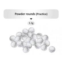 Duke Defence Practice Spec Powder Duel Balls