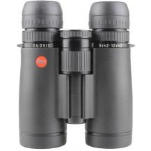Leica Duovid 8+12x42 Binocular (Black)