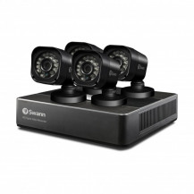 Swann 4 Channel Security Camera System (HD - DVR - 1TB)