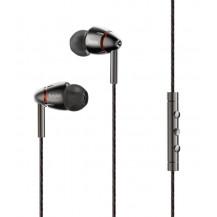 1More HiFi Quad Driver In-Ear Headphones - Grey